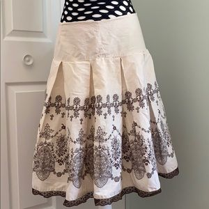 APT 9 100% Cotton Skirt, Size 14,Made in Indonesia